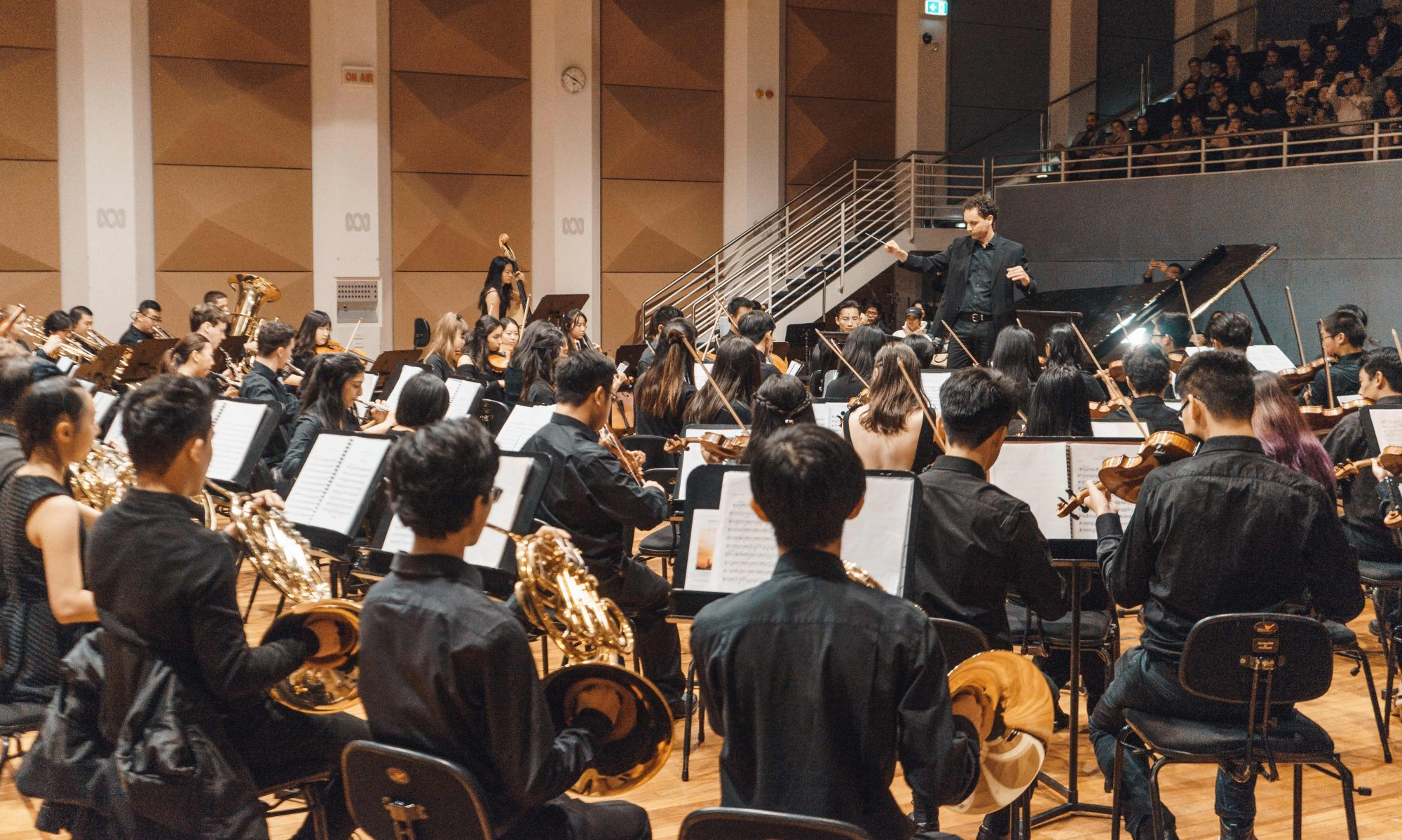 Melbourne University Biomedicine Students' Orchestra